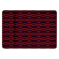 Repeated Tapestry Pattern Abstract Repetition Samsung Galaxy Tab 8 9  P7300 Flip Case