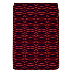 Repeated Tapestry Pattern Abstract Repetition Flap Covers (l)