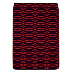 Repeated Tapestry Pattern Abstract Repetition Flap Covers (s)
