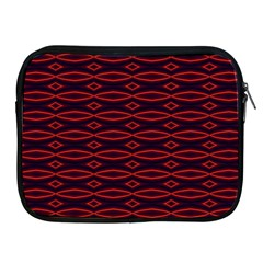 Repeated Tapestry Pattern Abstract Repetition Apple Ipad 2/3/4 Zipper Cases