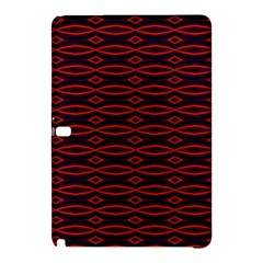 Repeated Tapestry Pattern Abstract Repetition Samsung Galaxy Tab Pro 10 1 Hardshell Case
