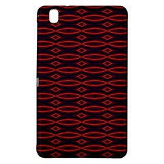 Repeated Tapestry Pattern Abstract Repetition Samsung Galaxy Tab Pro 8.4 Hardshell Case