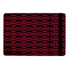 Repeated Tapestry Pattern Abstract Repetition Samsung Galaxy Tab Pro 10 1  Flip Case