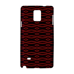 Repeated Tapestry Pattern Abstract Repetition Samsung Galaxy Note 4 Hardshell Case