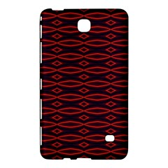 Repeated Tapestry Pattern Abstract Repetition Samsung Galaxy Tab 4 (7 ) Hardshell Case