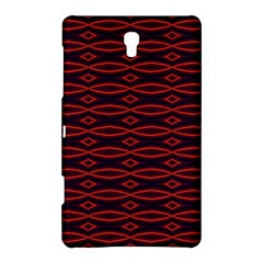Repeated Tapestry Pattern Abstract Repetition Samsung Galaxy Tab S (8.4 ) Hardshell Case
