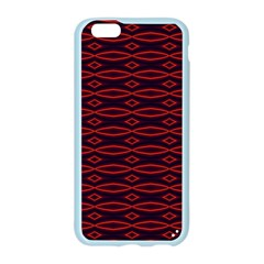 Repeated Tapestry Pattern Abstract Repetition Apple Seamless iPhone 6/6S Case (Color)