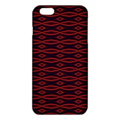 Repeated Tapestry Pattern Abstract Repetition Iphone 6 Plus/6s Plus Tpu Case