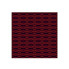 Repeated Tapestry Pattern Abstract Repetition Satin Bandana Scarf