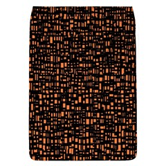 Brown Box Background Pattern Flap Covers (L)