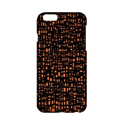 Brown Box Background Pattern Apple Iphone 6/6s Hardshell Case