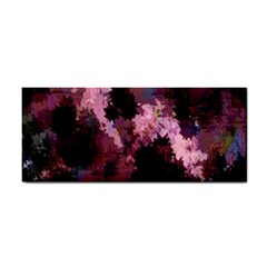 Grunge Purple Abstract Texture Cosmetic Storage Cases