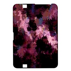 Grunge Purple Abstract Texture Kindle Fire HD 8.9