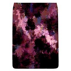 Grunge Purple Abstract Texture Flap Covers (s)