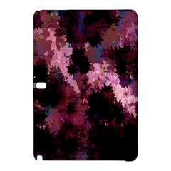 Grunge Purple Abstract Texture Samsung Galaxy Tab Pro 10.1 Hardshell Case