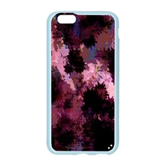 Grunge Purple Abstract Texture Apple Seamless iPhone 6/6S Case (Color)