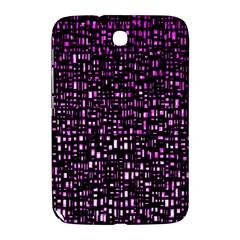 Purple Denim Background Pattern Samsung Galaxy Note 8 0 N5100 Hardshell Case