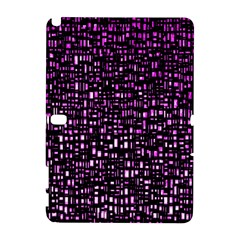 Purple Denim Background Pattern Galaxy Note 1