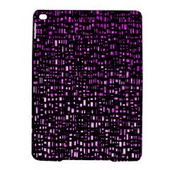 Purple Denim Background Pattern Ipad Air 2 Hardshell Cases