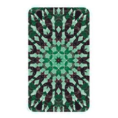 Abstract Green Patterned Wallpaper Background Memory Card Reader