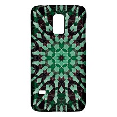 Abstract Green Patterned Wallpaper Background Galaxy S5 Mini