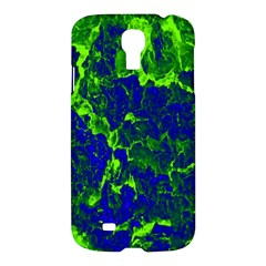Abstract Green And Blue Background Samsung Galaxy S4 I9500/i9505 Hardshell Case