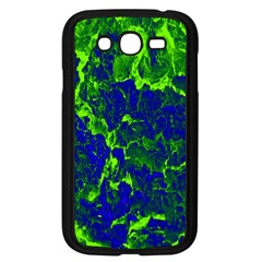 Abstract Green And Blue Background Samsung Galaxy Grand Duos I9082 Case (black)