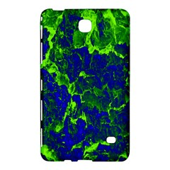 Abstract Green And Blue Background Samsung Galaxy Tab 4 (8 ) Hardshell Case
