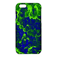 Abstract Green And Blue Background iPhone 6/6S TPU Case