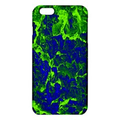 Abstract Green And Blue Background iPhone 6 Plus/6S Plus TPU Case