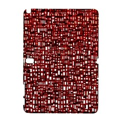 Red Box Background Pattern Galaxy Note 1