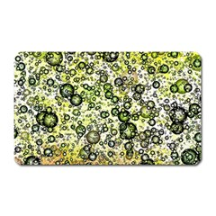 Chaos Background Other Abstract And Chaotic Patterns Magnet (rectangular)