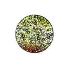Chaos Background Other Abstract And Chaotic Patterns Hat Clip Ball Marker