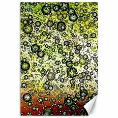 Chaos Background Other Abstract And Chaotic Patterns Canvas 12  X 18