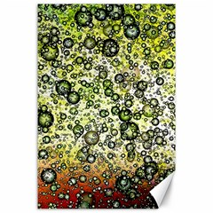 Chaos Background Other Abstract And Chaotic Patterns Canvas 24  x 36