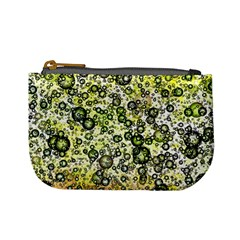 Chaos Background Other Abstract And Chaotic Patterns Mini Coin Purses