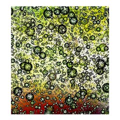 Chaos Background Other Abstract And Chaotic Patterns Shower Curtain 66  x 72  (Large)