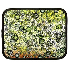 Chaos Background Other Abstract And Chaotic Patterns Netbook Case (XXL)