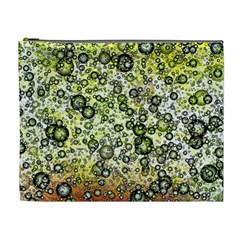 Chaos Background Other Abstract And Chaotic Patterns Cosmetic Bag (XL)