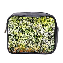 Chaos Background Other Abstract And Chaotic Patterns Mini Toiletries Bag 2-Side