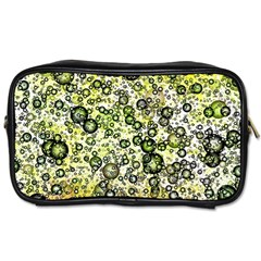 Chaos Background Other Abstract And Chaotic Patterns Toiletries Bags 2 Side