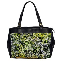 Chaos Background Other Abstract And Chaotic Patterns Office Handbags