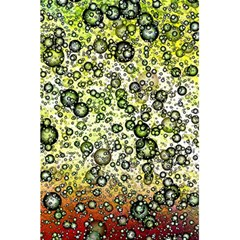 Chaos Background Other Abstract And Chaotic Patterns 5.5  x 8.5  Notebooks