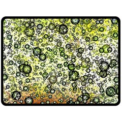 Chaos Background Other Abstract And Chaotic Patterns Fleece Blanket (Large)