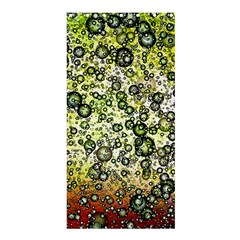 Chaos Background Other Abstract And Chaotic Patterns Shower Curtain 36  x 72  (Stall)