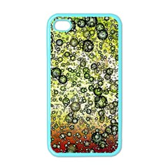 Chaos Background Other Abstract And Chaotic Patterns Apple iPhone 4 Case (Color)
