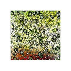 Chaos Background Other Abstract And Chaotic Patterns Acrylic Tangram Puzzle (4  x 4 )
