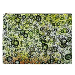 Chaos Background Other Abstract And Chaotic Patterns Cosmetic Bag (XXL)