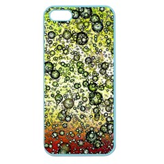 Chaos Background Other Abstract And Chaotic Patterns Apple Seamless iPhone 5 Case (Color)