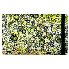 Chaos Background Other Abstract And Chaotic Patterns Apple iPad 3/4 Flip Case